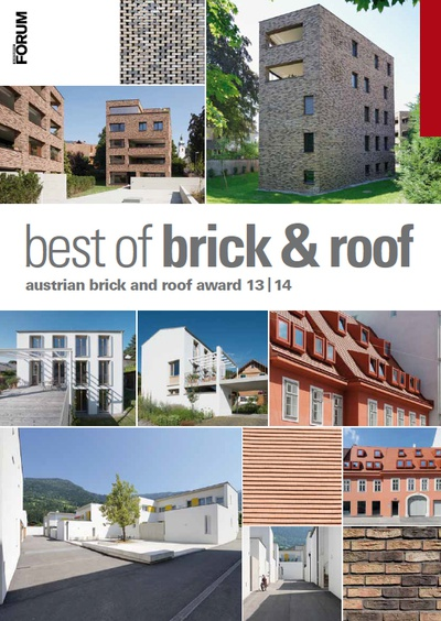 best of brick & roof award 13/14