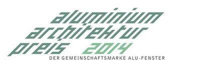 Aluminium-Architektur-Preis 2014