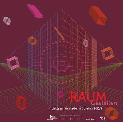RaumGestalten Broschüre 2010/11