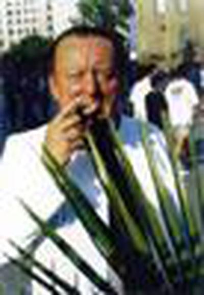 Cedric Price, 2001 Foto: Jordi Pareto