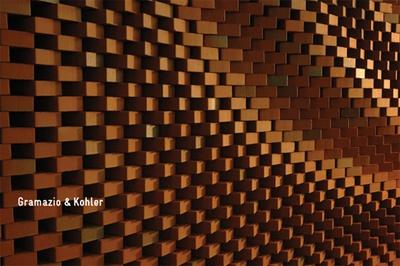 Gramazio-Kohler-Vortrag