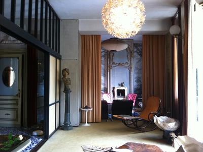 Carlo Mollinos Wohnung