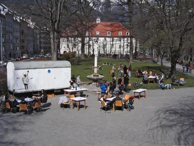 Frühstück im Park – Frühstück im Park © aut.
